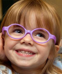 Лечение нистагма очками