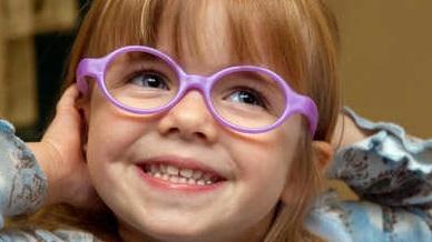 Лечение косоглазия очки